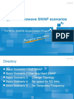 Typical Microwave SWAP Scenarios