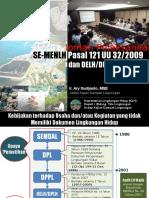 007- Baru Se_menlh Pasal 121 Uu 32 Tahun 2009-12 Maret 2014-Ediited