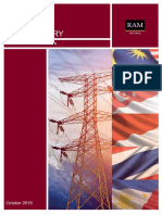 Asean 5 Electricity Market