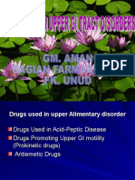 (11) Rational Drug Use in Alimentary Disorders