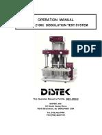 Distek Dissolution Tester