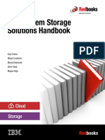 IBM System Storage Solutions Handbook (July2016)