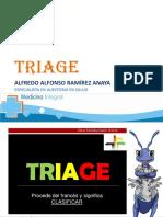 Capacitacion Triage Medicina Integral