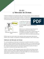 01-01 Mercado de Divisas