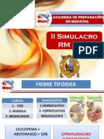 II Simulacro Rm 2015
