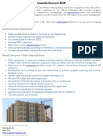 quantitysurveyormep-140716002821-phpapp02
