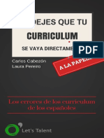 No dejes que tu Curriculum se v - Carlos Cabezon.pdf