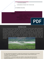 política nacional agraria