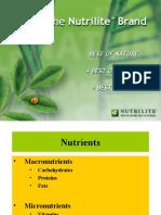 nutrilite-110415101342-phpapp01.ppt