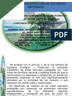 Planes de Manejo en Areas Naturales Protegidas