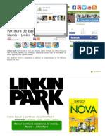 Www Sombatera Com 2013 03 Partitura de Bateria de Numb Linkin Park HTML