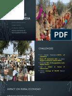 Cashless Rural India