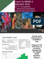 FALL 2015 BIOLOGY 2F03 WEEK 8 PPT CHPS 13 & 14 LECTURE5.pdf