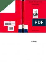 5 - DURKHEIM, ÉMILE - O Suicídio - Ler Introdução, Livro II Capítulos 1,2,3,4 e 5, Livro III Capítulo I