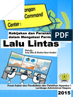 2015 - PM Bandung Command Center