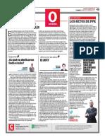 A qué se dedicaron todo el año, Diario Correo (2.ENE.2017)