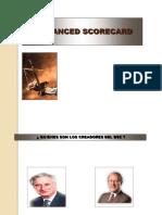El Balanced Scoredcard