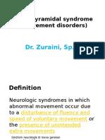 106810869 Kuliah Extrapyramidal Syndrome