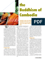 The Buddhism of Cambodia