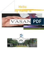 Cluster Profile Report - Pune (Forging) Cluster