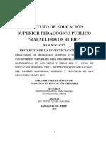 Tesis Perú Problemas aditivos
