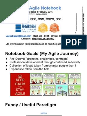 Agile Subway Map Deloitte.Jack S Agile Notebook Google Slides Scrum Software Development