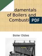 -Steam Generators (Boilers) CLASE A