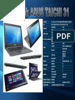 Ultrabook Asus Taichi 31 (6635.376)