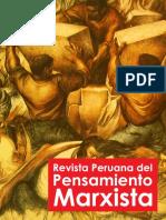 Revista Peruana Del Pensamiento Marxista, Año 1, Nº 1, 2013