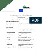Ornamental Fish Study Tour Report 4-7th Apr 06