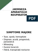 Anemneza Aparatului Respirator