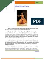 Indian Video Dance