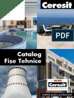 CatalogFiseTehniceCeresit2015 Preview