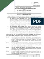 Surat Perjanjian Kerjasama Perawatan Dan Perbaikan Kendaraan