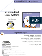 Embedded Linux Audio