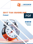 2017 Tax Guideline Poland