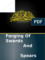 Forging of Swords