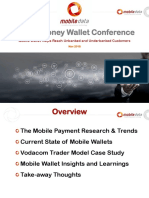 Case Study - Mobile Wallet Helps Reach Unbanked and Underbanked Customers -Andre Louw