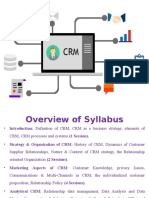 Introduction Strategy & Organization of CRM