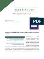 DA e DSM V