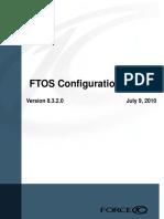 FTOS Configuration Guide