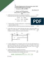 Advaned Mechanics of Solids