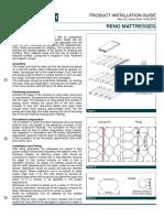 Installation Guide Reno Mattress_rev01 Eng