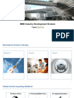 Biomedical Industry EDB ELP