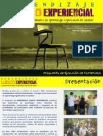 Propuesta de Contenidos Aprendizaje Lúdico Experiencial Nov 2016