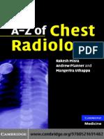 A-Z Chest Radiology, radiologia toracica