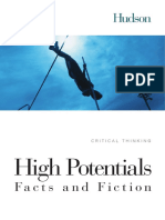 Be High Potentials White Paper