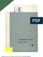 Z. Bechtold - Zbiór Zadań z Mechaniki Płynów