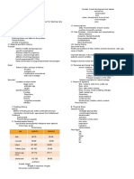 Pediatrics Hx and PE