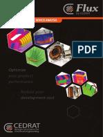 Flux Analysis of Electromagnetics Devices